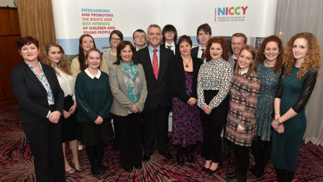 Image of Youth Justice Wins Out at Young People's Awards