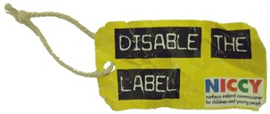 Disable the Label logo