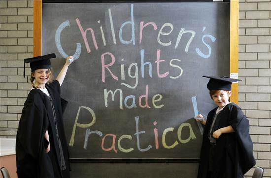 Image of Could You be a Master of Children's Rights?