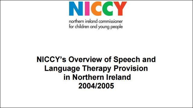 Image of Speech and Language Review