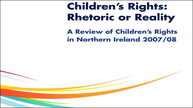 Image of Children's Rights Review