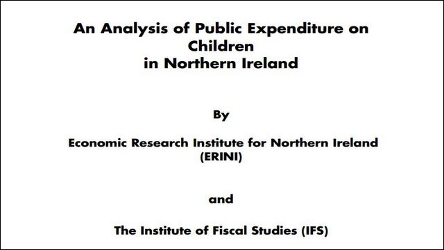 Image of Public Expenditure Report
