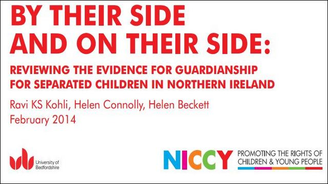 Image of NI First in UK to Protect Vulnerable Children