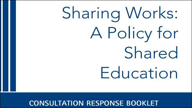 Image of Advice on Shared Education Consultation
