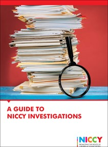 NICCY investigations booklet