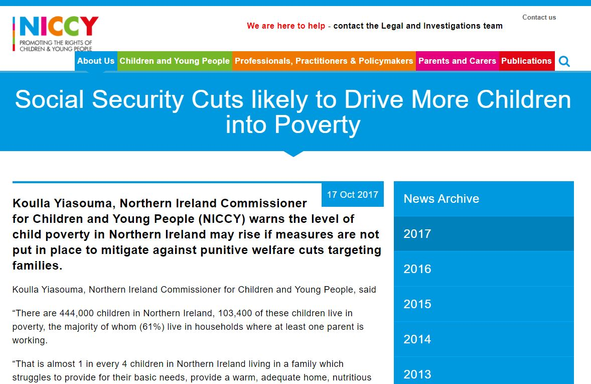 Image of Social Security Cuts likely to Drive More Children into Poverty