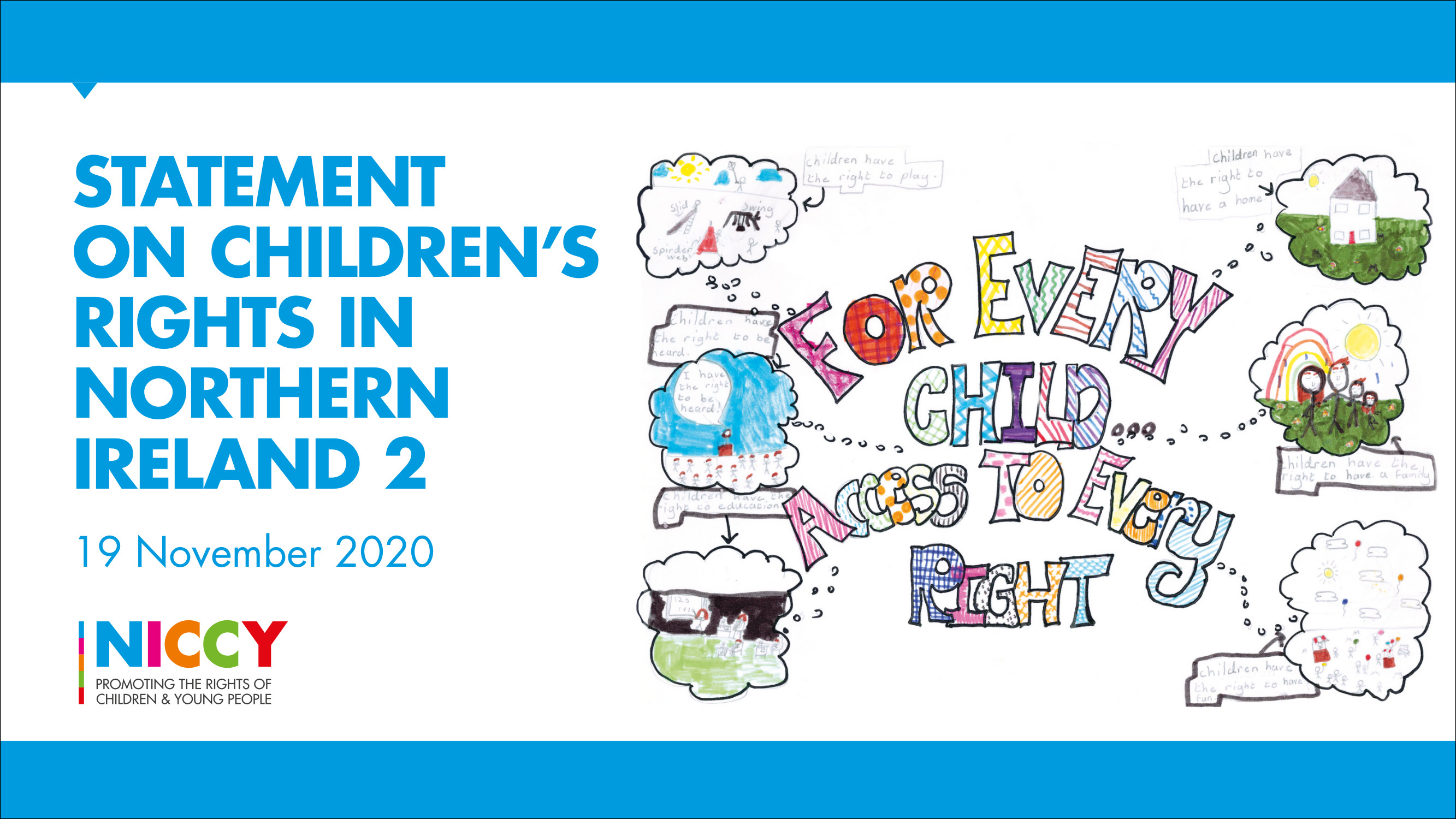 Photo for Statement on Children's Rights in NI 2